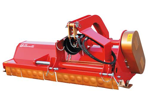 Medium range - Rear flail mower suitable for medium power tractors