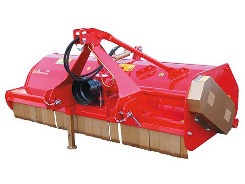 Medium range - Shredder, strong and multipurpose, suitable for medium power tractors