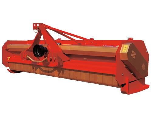 Professional range - Professional row crops shredder suitable for big power tractors