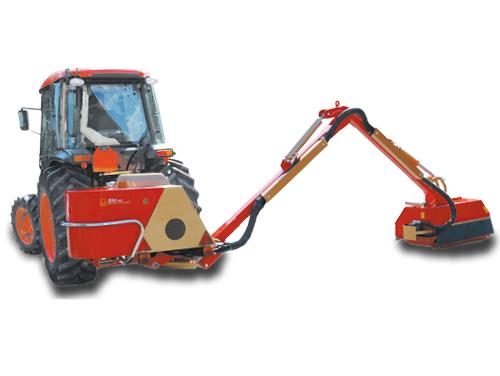 Medium range - Hedge-cutter suitable for medium tractors